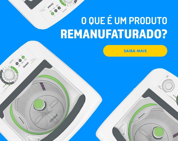 O que é produto remanufaturado?